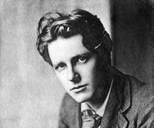 'Booked for immortality' – let's remember Rupert Brooke as he really w