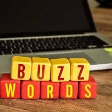 Buzzwords Poetry Competition - August 22nd
