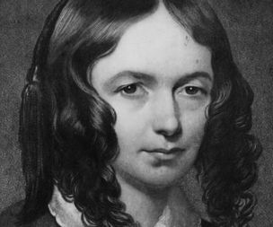 Elizabeth Barrett Browning letter describing lonely quarantine up for