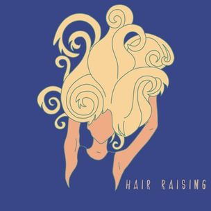 Nine Pens Hair Raising Anthology -May 15th