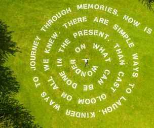 Huge poems appear in Gloucester Park and across the city - here's wher