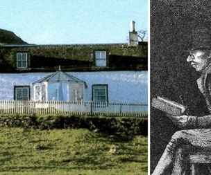 Luss poet John Walker's tales of heartbreak and history
