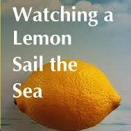 Maggie Harris - On Watching a Lemon Sail the Sea, Canearrow Press