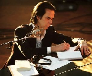 Nick Cave names his most loved poets