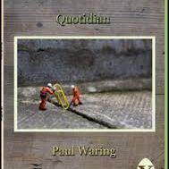 Paul Waring - Quotidian, Yaffle Press