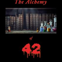 Polly Stretton - The Alchemy of 42, Black Pear Press