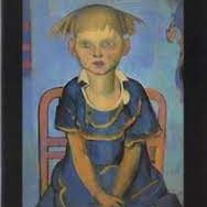 Rachel Burns - A Girl in a Blue Dress, Vane Women Press