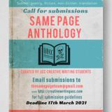 Same Page Anthology - March 17th