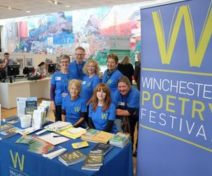 Winchester Poetry Festival launches mentoring scheme