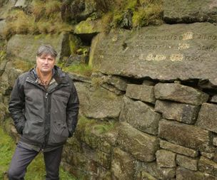 poet laureate Simon Armitage on landscapes, libraries, home and edgela